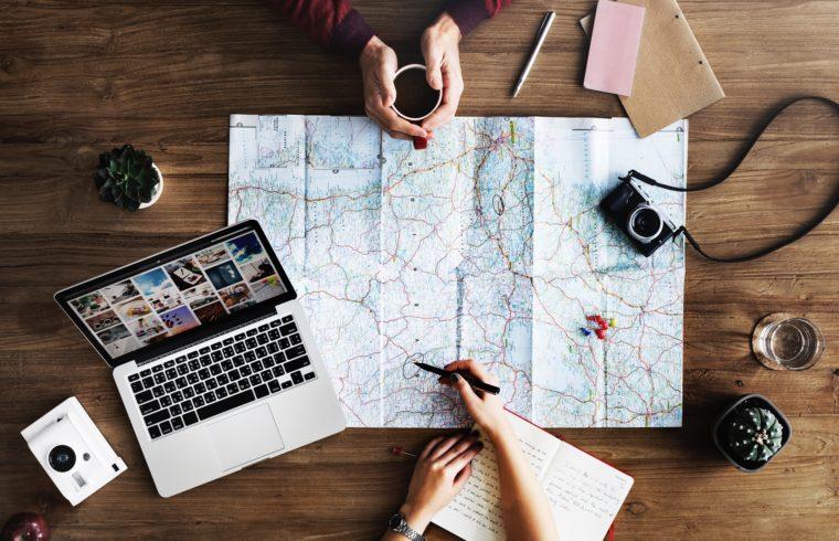 Traveltech, startups du tourisme, du secteur du voyage et de l'industrie hôtelière